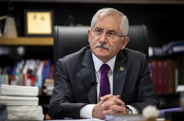 Son dakika: YSK Başkanı Güven'den Suruç açıklaması..