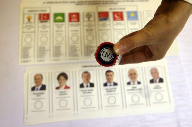 Oy kullanma saat kaçta başlayacak, bitecek? Oylar kaça kadar kullanılacak? 2018 oy kullanma saatleri