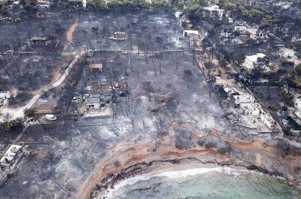 İşte Yunanistan'daki yangının çıkış nedeni!