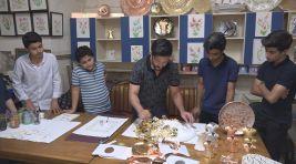 Sanat Sokağı'ndaki Kurslara Yoğun İlgi