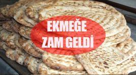 Urfa'da ekmeğe zam!