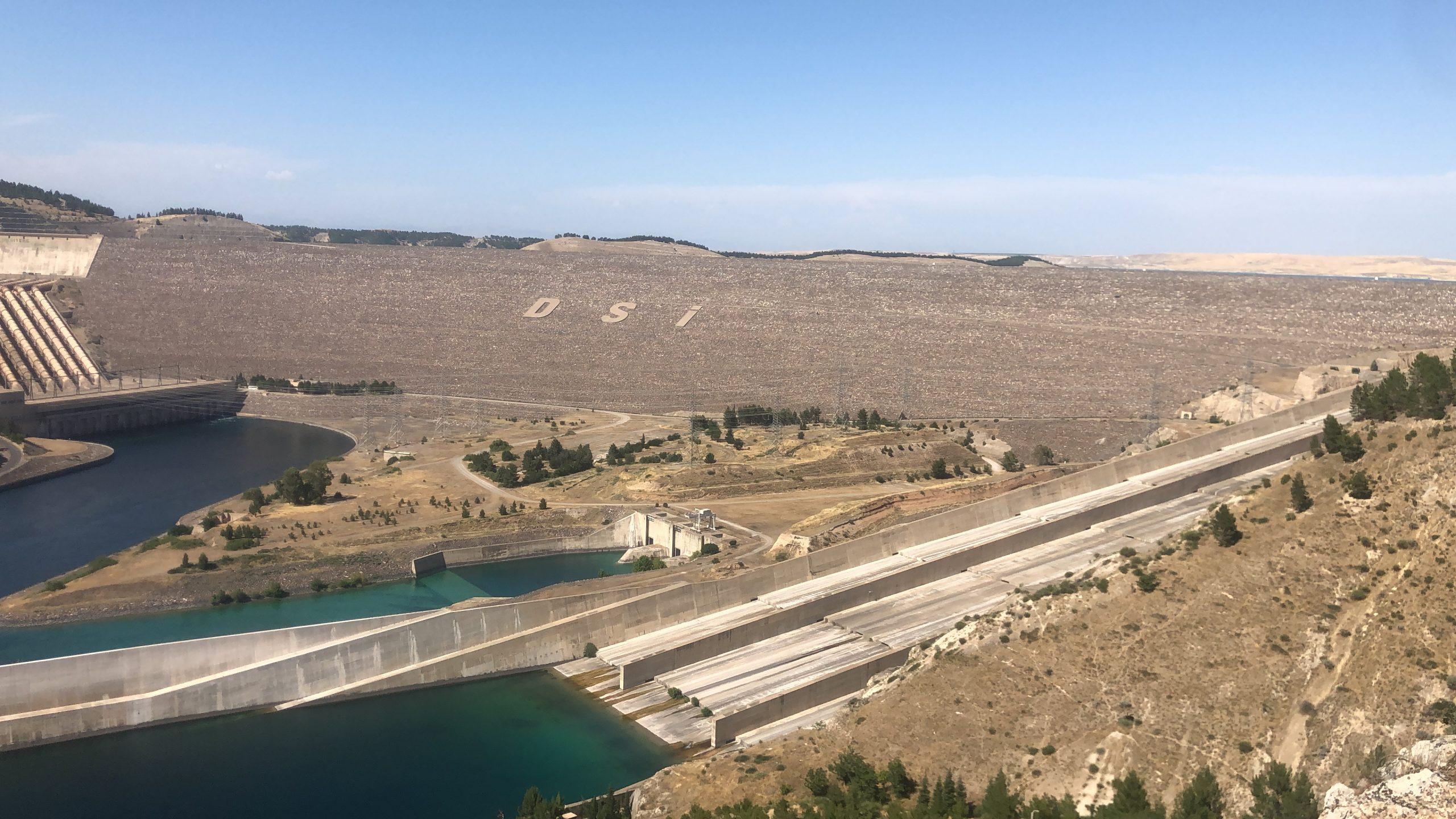 Atatürk Barajı Seyir Yeri