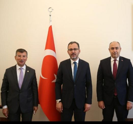 Başkan Aksoy'dan Bozova'ya müjde üstüne müjde